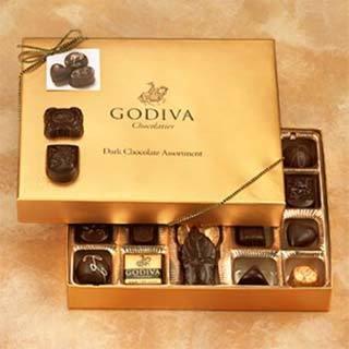 Godiva Mixed 750g